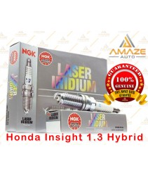 NGK Laser Iridium Spark Plug for Honda Insight 1.3 Hybrid