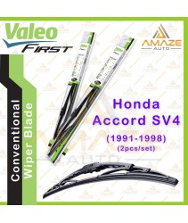 Valeo First Wiper Blade for Honda Accord SV4 - 5th Gen (1991 - 1998) (2pcs/set)