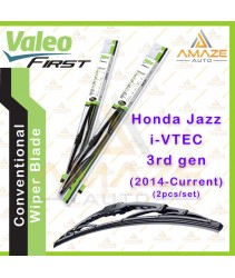 Valeo First Wiper Blade for Honda Jazz i-VTEC - 3rd Gen (2014 - Current) (2pcs/set)