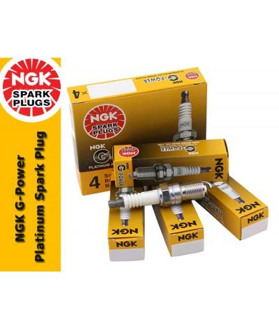 NGK G-Power Platinum Spark Plug for Nissan Cefiro 2.0 A32 (2nd Gen)