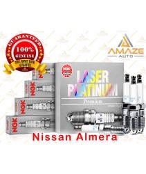 NGK Laser Platinum Spark Plug for Nissan Almera