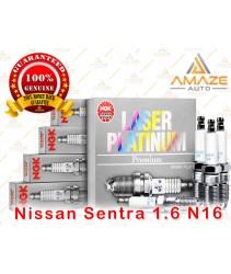 NGK Laser Platinum Spark Plug for Nissan Sentra 1.6 N16