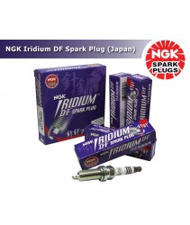 NGK Iridium DF Spark Plug for Nissan Teana 2.5 V6 (2nd Gen)