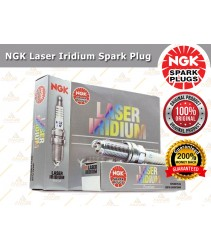 NGK Laser Iridium Spark Plug for Honda HR-V 1.8