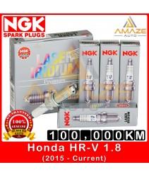 NGK Laser Iridium Spark Plug for Honda HR-V / HRV 1.8 (2015-Current) - Long Life Spark Plug 100,000KM