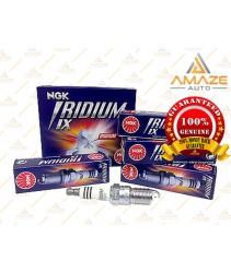 NGK Iridium IX Spark Plug for Mazda 3 1.6 (1st Gen)