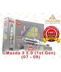 NGK Laser Iridium Spark Plug for Mazda 3 2.0 (1st Gen) (07 - 09)