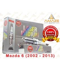 NGK Laser Iridium Spark Plug for Mazda 6 (2002 - 2012)