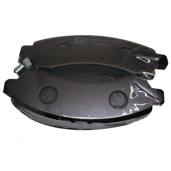Compact MC Ceramic Brake Pad for Honda City GM (2009 ...