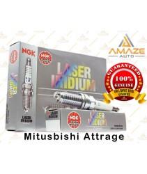 NGK Laser Iridium Spark Plug for Mitusbishi Attrage