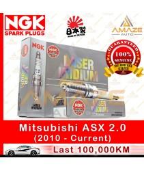 NGK Laser Iridium Spark Plug for Mitsubishi ASX 2.0