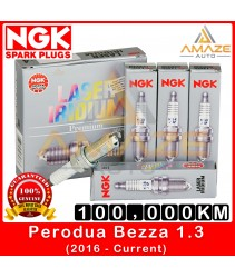 NGK Laser Iridium Spark Plug for Perodua Bezza 1.3 (2016-Current)
