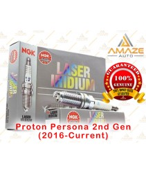 NGK Laser Iridium Spark Plug for Proton Persona 2nd Gen (2016-Current)