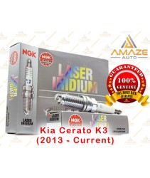 NGK Laser Iridium Spark Plug for Kia Cerato K3 (2013 - Current)
