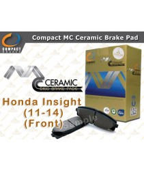 Compact MC Ceramic Brake Pad for Honda Insight (2011 - 2014) (Front)