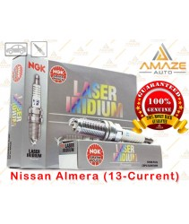 NGK Laser Iridium for Nissan Almera (13-Current)