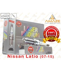 NGK Laser Iridium for Nissan Latio 1.6 & 1.8