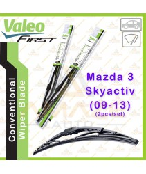Valeo First Wiper Blade for Mazda 3 Skyactiv (14-17) (2pcs/set)