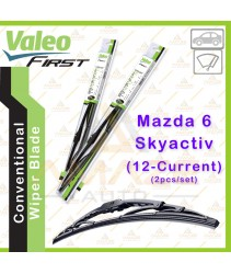 Valeo First Wiper Blade for Mazda 6 Skyactiv (12-Current) (2pcs/set)