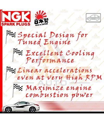 NGK IRIMAC Spark Plug for Perodua Myvi (07-17) & Toyota Avanza (06-15)  - Semi Racing Spark Plug
