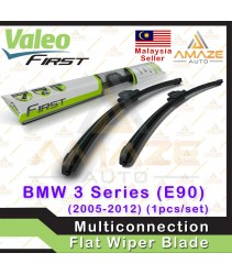 Valeo First Multiconnection Flat Wiper blade for BMW 3 Series E90 (05-12) (2pcs/set)