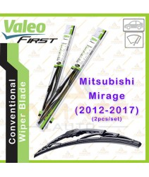 Valeo First Wiper Blade for Mitsubishi Mirage (2pcs/set)