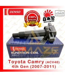 Denso Ignition Coil for Toyota Camry ACV40 4th Gen (07-11) Made in Japan