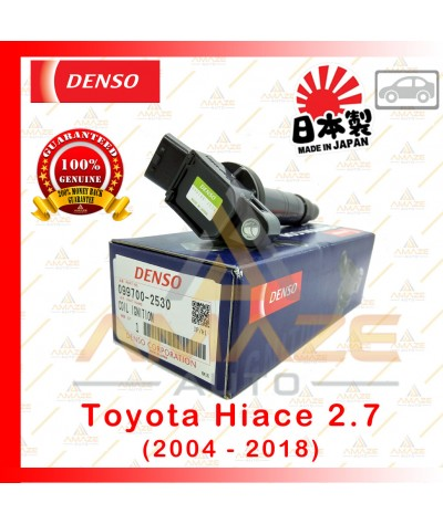 Denso Ignition Coil for Toyota Hiace 2.7 (04-Current) Made in Japan