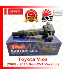 Denso Ignition Coil for Toyota Vios (03 ~ 16 Non-CVT version) Made in Japan
