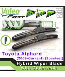 Valeo First Hybrid Wiper blade for Toyota Alphard (2009 - Current) (2pcs/set)
