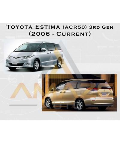 Valeo First Hybrid Wiper blade for Toyota Estima 3rd Gen (2006 - 2017) (2pcs/set)