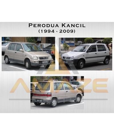 Valeo First Hybrid Wiper blade for Perodua Kancil (1994-2009) (2pcs/set)