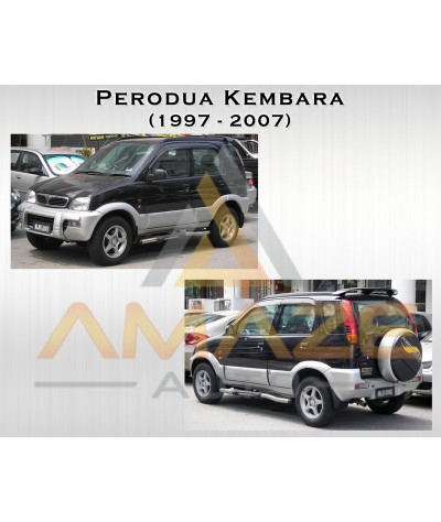 Valeo First Hybrid Wiper blade for Perodua Kembara (1997-2007) (2pcs/set)