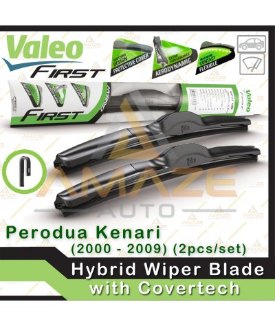 Valeo First Hybrid Wiper blade for Perodua Kenari (2000-2009) (2pcs/set)