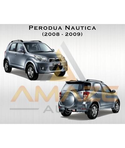 Valeo First Hybrid Wiper blade for Perodua Nautica (2008-2009) (2pcs/set)