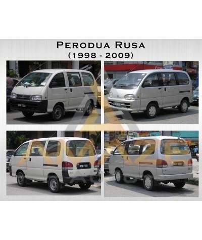 Valeo First Hybrid Wiper blade for Perodua Rusa (1998-2009) (2pcs/set)