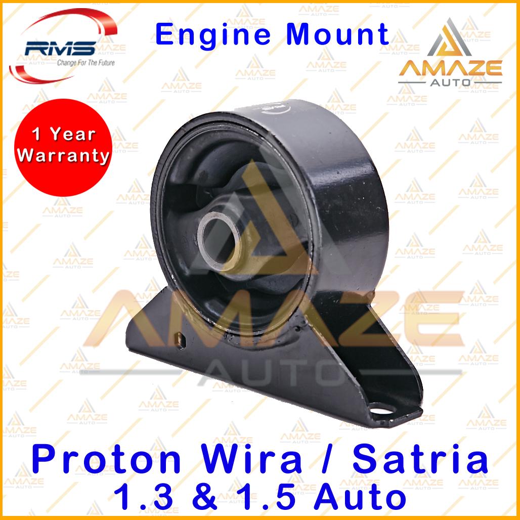 RMS Engine Mounting for Proton Wira / Satria 1.3 & 1.5 Auto (4pcs/set) - Amaze Auto Parts