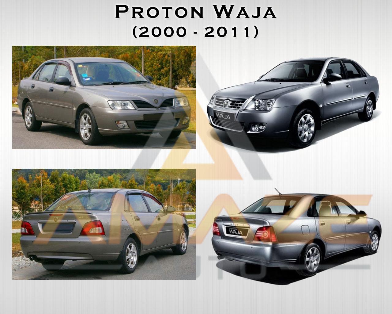 Musashi Winner Brake Pad (Copper Free NAO) for Proton Waja (1999 - 2011) (Front)