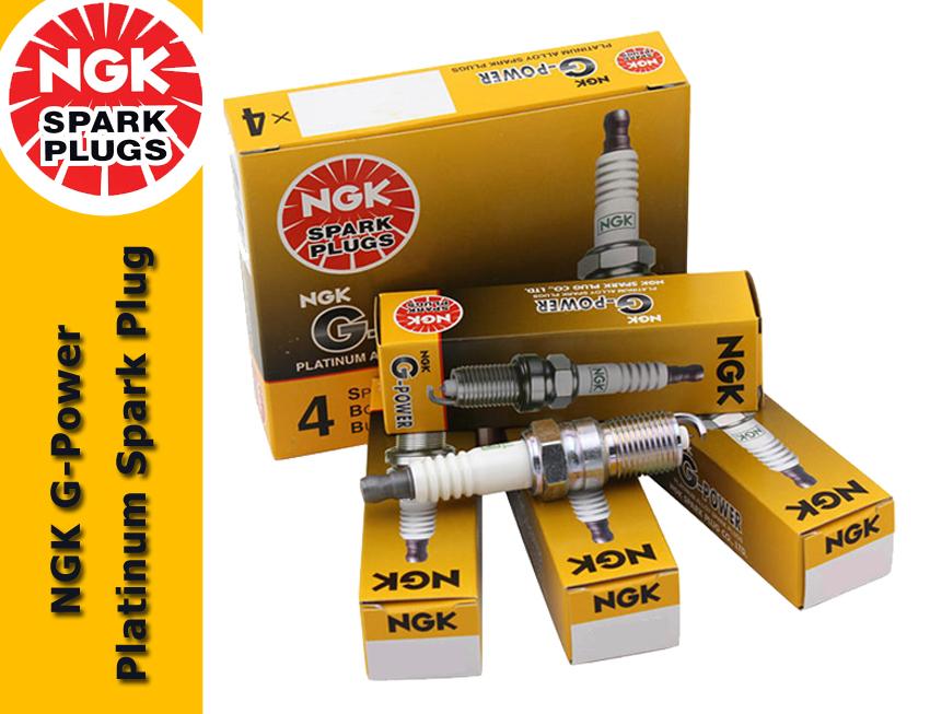 NGK G-Power Platinum Spark Plug for Toyota Rav4 2.0 (1st Gen)