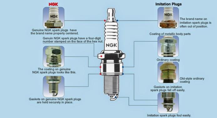 Ngk G Power Platinum Spark Plug For Perodua Alza